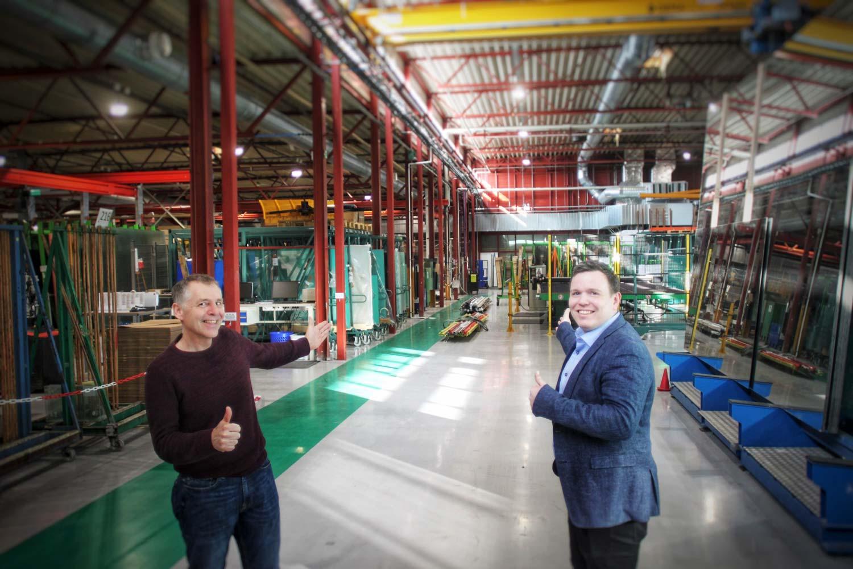 Vikeså Glassindustri viderefører Bøckmann i nytt selskap