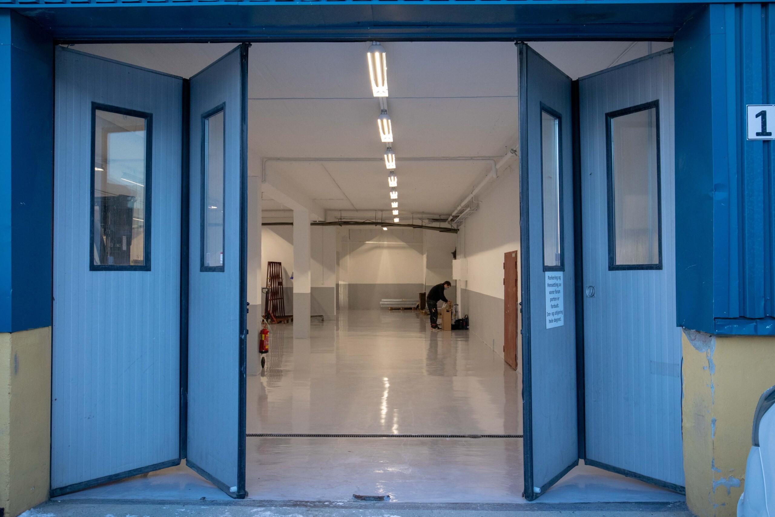 Bøckmann Glassindustri as slår dørene opp i Oslo
